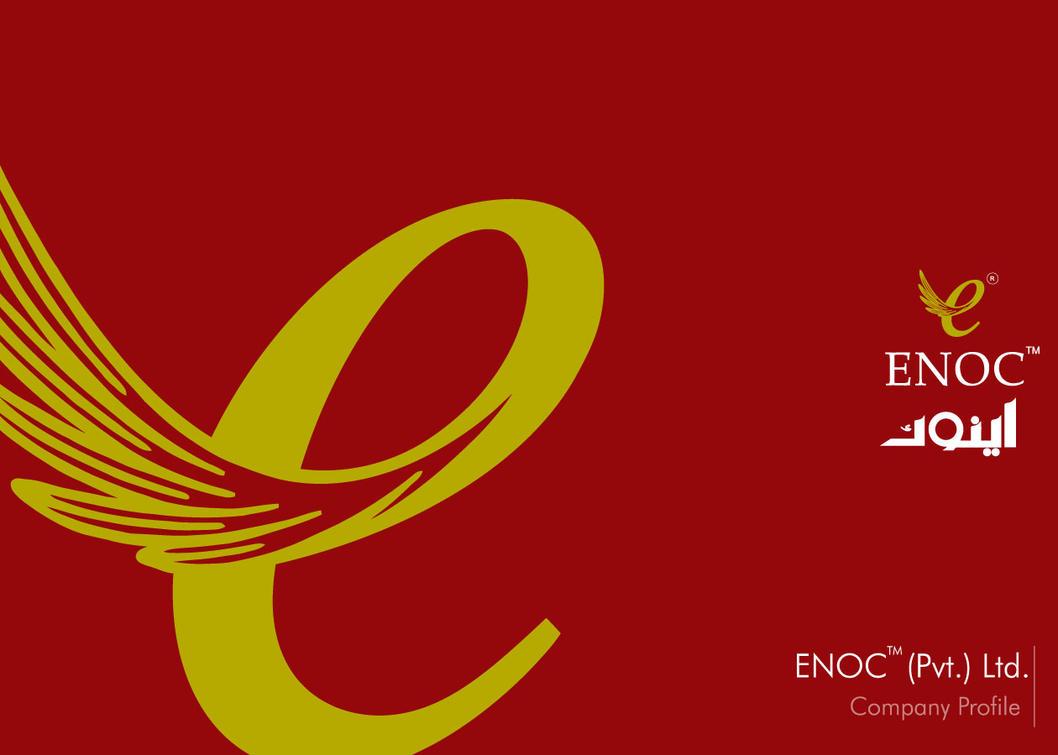ENOC Corporate Profile by konnekt