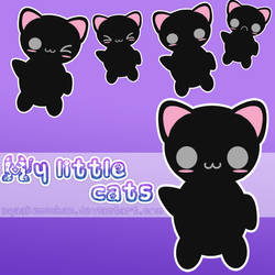 Cute Cats PNG