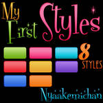 My First Styles Photoshop