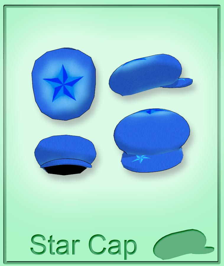 MMD Star Cap DL by PiosanK