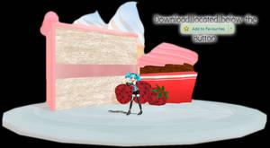MMD: Cake Stage DL