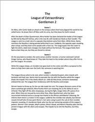 League Of Extraordinary Gentlemen 2 (Movie Sequel)