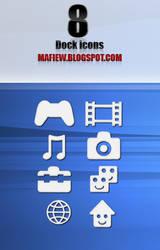 PSP Dock Icons by bio-exorcist