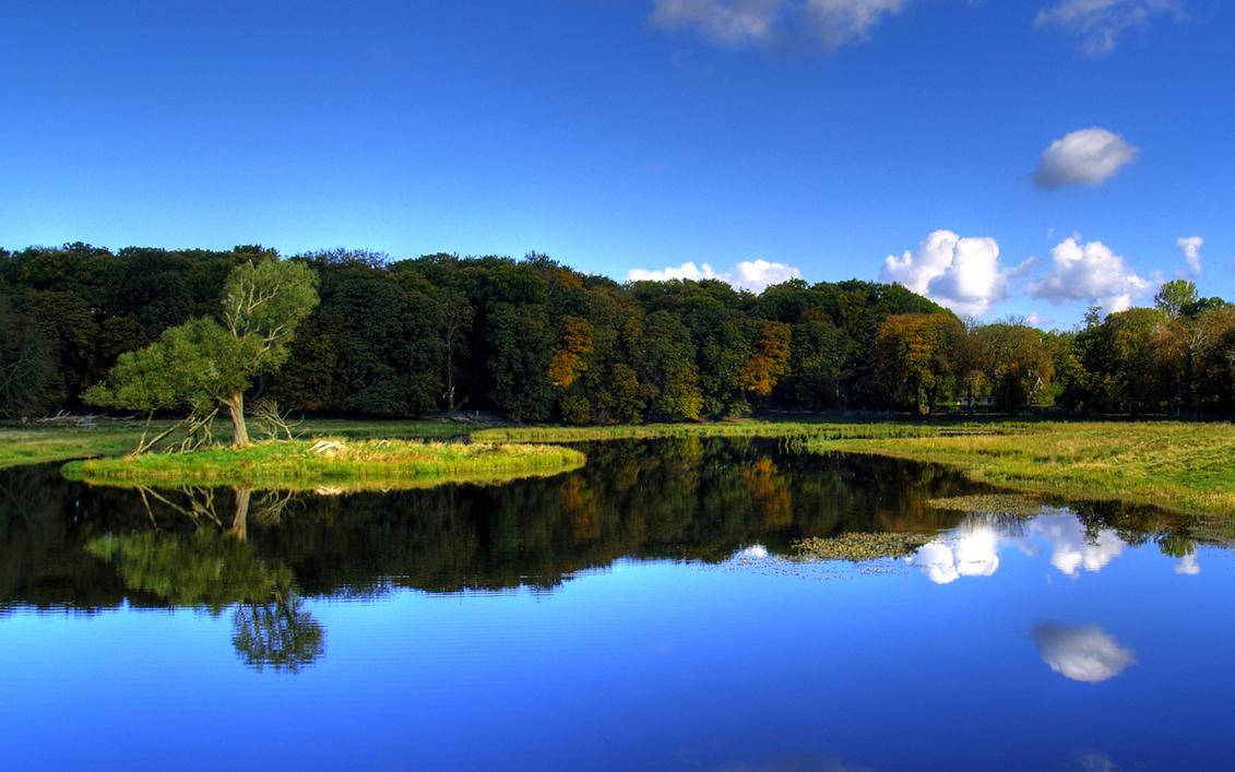 Blue Lake Series_1 by sagorpirbd