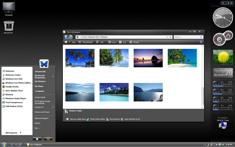 New XP LiveBlack by sagorpirbd