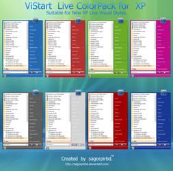 ViStart Live ColorPack for XP
