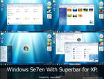 Windows Se7en Superbar for XP