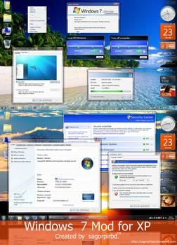 Windows 7 Mod for XP