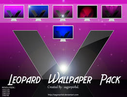 Leopard Wallpaper Pack-1 by sagorpirbd