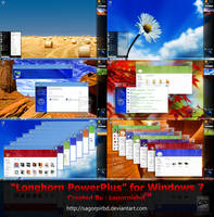 Longhorn PowerPlus for Win 7 by sagorpirbd
