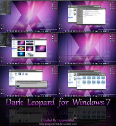 Dark Leopard for Win 7 FINAL