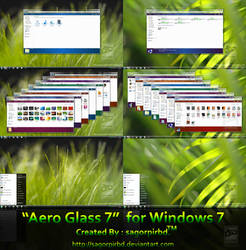 Aero Glass 7 for Windows 7