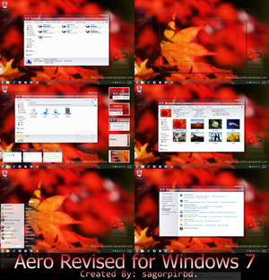 Aero Revised for Windows 7