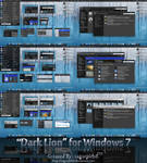 Dark Lion for Win 7 FINAL