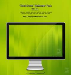 Think Green Wallpaper Pack by sagorpirbd