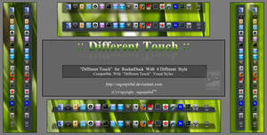 :: Different Touch :: for Rocket Dock