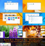 Aero 8/8.1 Theme for Win 7