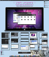 :: Dark Leopard :: for Win 8/8.1 Final by sagorpirbd