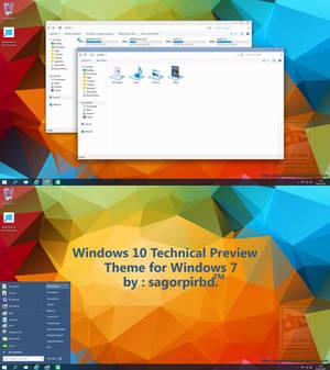 Windows 10 Theme Updated