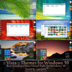 Vista Themes Final for Win10