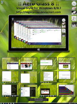 Aero Glass 8 for Win 8/8.1 Final