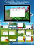 Windows 8 RP Themes Win10 Final