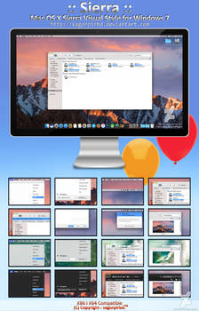 :: Sierra :: for Win 7 Final
