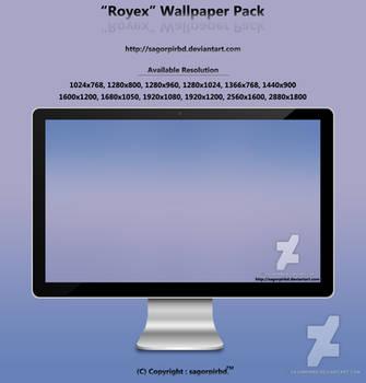 Royex Wallpaper Pack