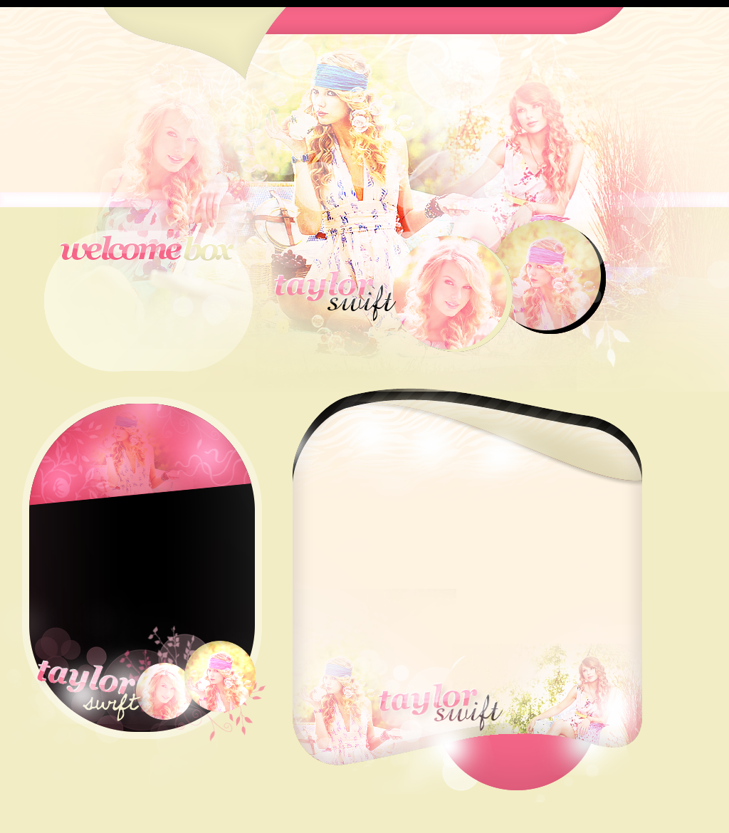 Taylor Swift FREE design by itsanne