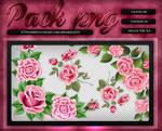 PACK PNG | ROSAS