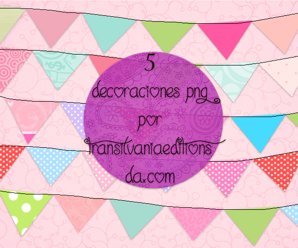 5 decoraciones bonitas .png by TransilvaniaEditions