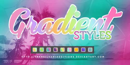 +Gradient Styles
