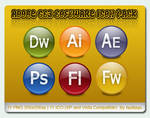 Adobe CS3 Software Icon Pack