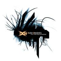Rush Brushes - PS7 by kabocha
