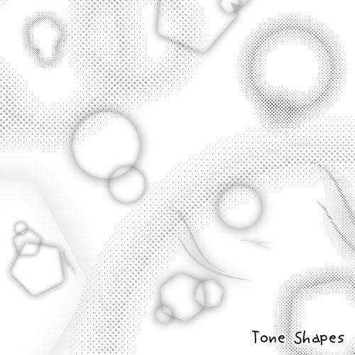 Tone Shapes by kabocha