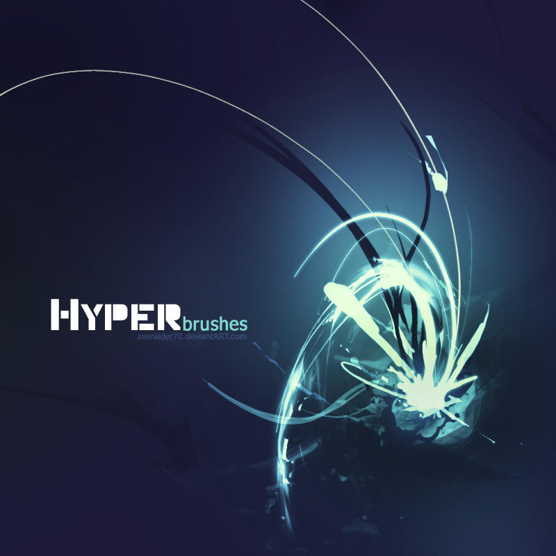 Hyper Brushes - PS7 by kabocha
