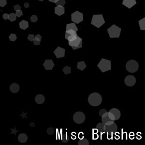 Misc Brushes by kabocha