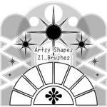 Artsy Brushes