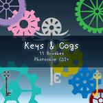 Keys + Cogs