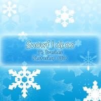 Snowflake Brush by kabocha
