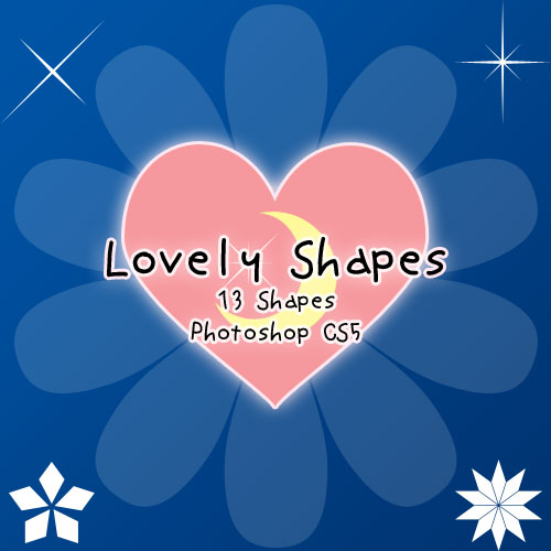 Lovely Shapes by kabocha