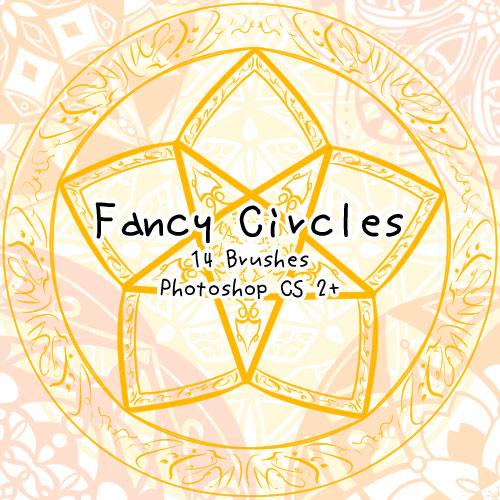 Fancy Circles by kabocha