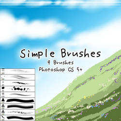 Simple Brushes