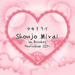 Shoujo Mirai Brushes