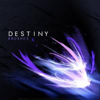 Destiny Brushes - PS7 by kabocha