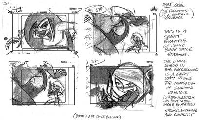 How-To StoryBoard Kim Possible! by DaveBullock