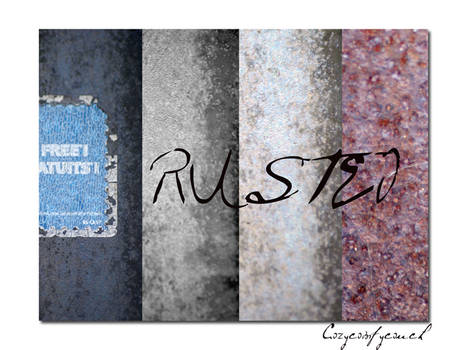 Rusted Texture Pack