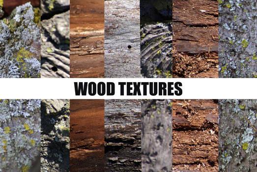 9 Wood Textures