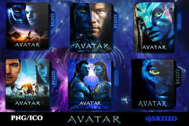 Avatar 2009 folder ico by srzizo