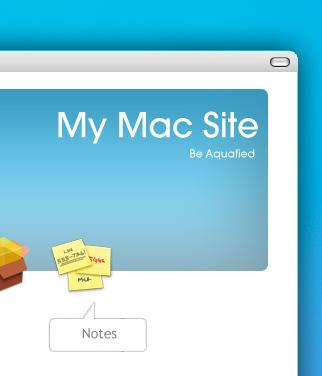 My Mac Site by jeayese